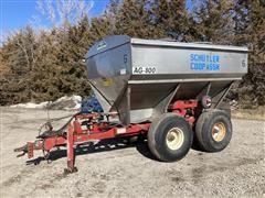 Ag Systems AG800 T/A Dry Fertilizer Spreader