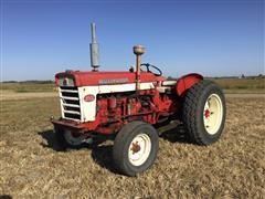 1958 International 460 2WD Utility Tractor