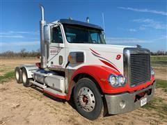2005 Freightliner Coronado 132 T/A Truck Tractor