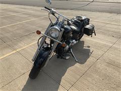 2004 Yamaha VStar 650cc Motorcycle