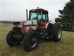 1996 Case IH 7120 MFWD Tractor