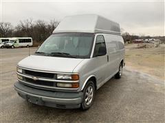 1997 Chevrolet 2500 G20 High Roof Van
