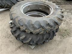 CO-OP 12.4-28 Tractor Tires & Rims