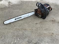 Stihl MS410 Chain Saw