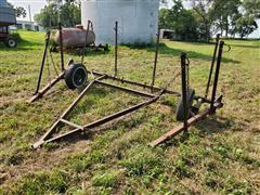 Lindsay WDS-45 Harrow Cart