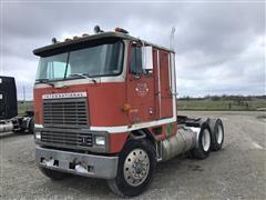 1981 International COE-9670 T/A Truck Tactor