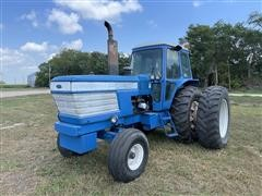 1984 Ford TW-25 2WD Tractor