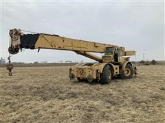 Grove RT-755 (Rated 55 Ton) 4x4x4 Rough Terrain Crane