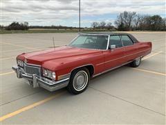 1973 Cadillac Deville Car