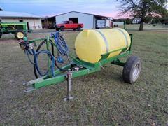Rozell 200 Gallon Boomless Sprayer