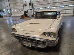 1960 Ford Thunderbird Two Door Hard Top