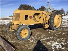 Huber Tractor Grader (INOPERABLE)