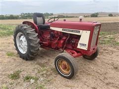 1966 International 2WD Tractor