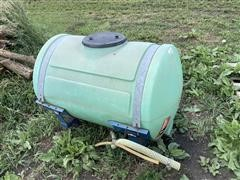 Snyder Poly Tank And Pump