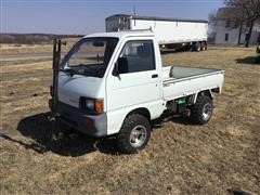 1991 Daihatsu HiJet Mini Truck