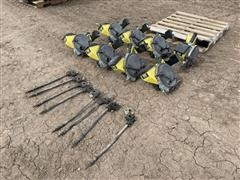 Precision Planting eSet Mini-Hoppers W/John Deere Clutches