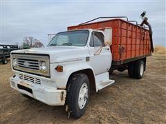 1975 Chevrolet C60 S/A Grain Truck