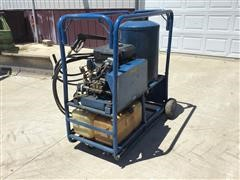 American Hot Water Power Washer
