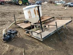 60-Gal Induction Tank & 6.5 HP Pump