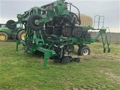 Great Plains 3PYPA-24TR38 24R38 Twin Row Hydraulic Stack-Fold Planter