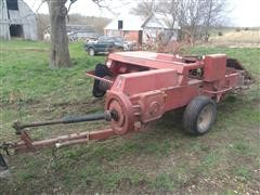 International 435T Small Square Baler