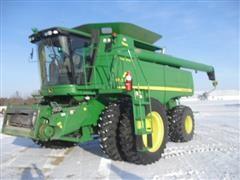 2010 John Deere 9770 STS RWA Combine