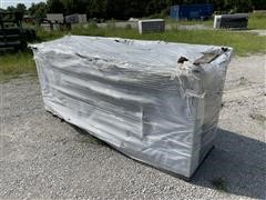 Steelman 7FT-10D-2-01B Industrial Work Bench