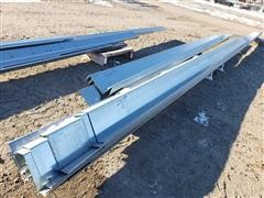 Behlen Galvanized Steel Purlin
