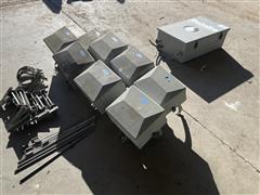 Reinke Pivot Panel W/Boxes