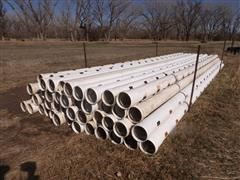 Plastic Gated Pipe