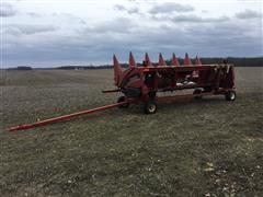 2014 Case IH 4406 Corn Head W/Transport