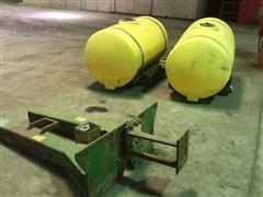 Schaben 300-Gal Saddle Tanks