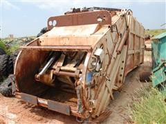Leach Packmaster PO 25-YD Rear-Load Waste Compactor Body