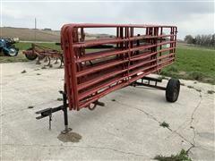 Shop Built Cart W/Gates