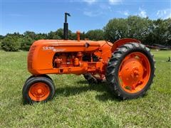 1951 CO-OP E3 2WD Tractor