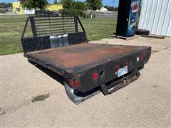 Hillsboro 8x7 Dually Pickup Flatbed