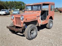 1964 Willys CJ3B Jeep