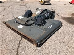 "Bobcat 72"" Rotary Cutter Attachment"
