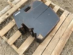 Case IH /New Holland 100 Lb Suitcase Weights