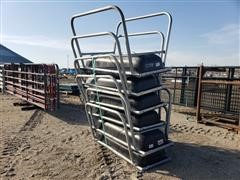 Behlen 5' Wide Horse Feed Bunks