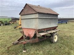Heider 2 Feeder Wagon