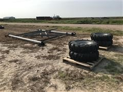Valley Center Pivot Towing System