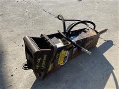 2013 Stanley MB55601 750# Hammer Attachment