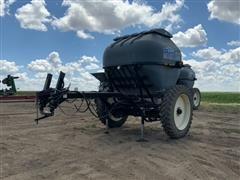 MonTag CO9B 9 Ton - 24 Run Dry Fertilizer Applicator