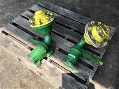 John Deere 7700 Rear Spindles