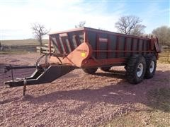 2006 Spread-All TR20T Pull Type 20 Ton Manure Spreader