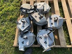 John Deere Vacuum Meters
