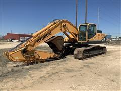 2014 Hyundai 300LC-9A Hydraulic Excavator