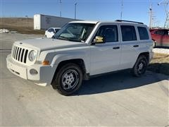 2008 Jeep Patriot FWD Compact Utility Vehicle