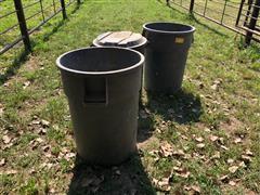 Feed Bins/Barrels